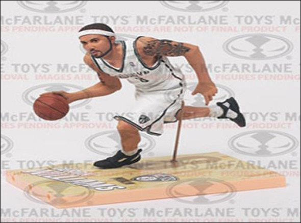 Qui est ce joueur qui joue chez les Nets ?