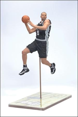 Comment s'appelle ce joueur qui joue chez les Spurs ?