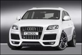 Quelle est cette Audi ?