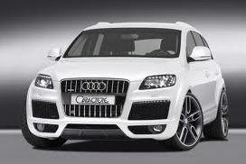 Les modèles de voitures Audi