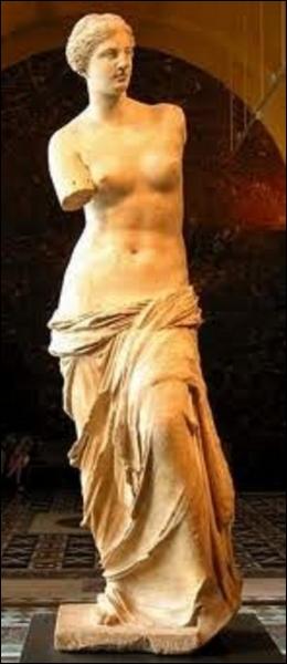 D'où vient le nom de la plus célèbre des Vénus conservée au musée du Louvre ?