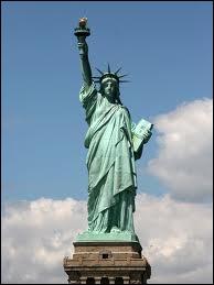 Quelle ville ne possède pas de statue de la Liberté ?
