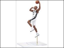 Quel est le nom de ce joueur qui joue chez les Spurs ?