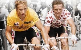 Quel cycliste remporte son premier Tour de France le 27 juillet 1986 ?