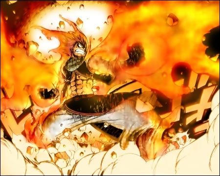 Qui est ce personnage qui a le pouvoir du feu ?