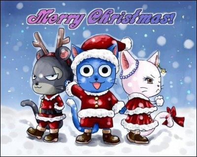 Qui est ce chat bleu trop mignon ?