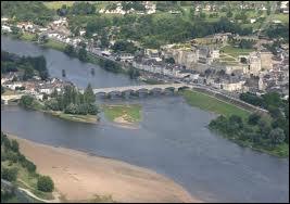 Quelle réponse concernant La Loire est fausse ?