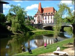 De quel fleuve la Meurthe est-elle un sous-affluent ( et pas un affluent ) ?