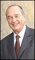 Né le 29 novembre 1932 et président de la République française de 1995 à 2007.