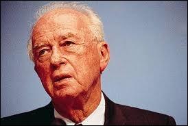 En quelle année fut assassiné Yitzhak Rabin, Premier ministre israélien ?