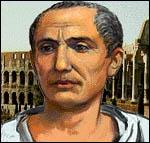 En quelle année Jules César fut-il assassiné de 23 coups de poignard ?
