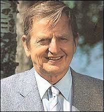 Olof Palme a été assassiné le 28 février 1986. De quel pays était-il le Premier ministre ?