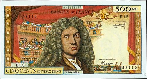 Dramaturge, il a écrit entre autres :  Dom Garcie de Navarre ou le Prince jaloux ,  Psyché  ou  Amphitryon , accusé avoir épousé la fille après avoir couché avec la mère