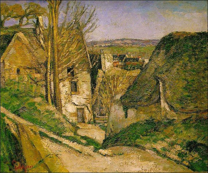 Ce peintre impressionniste, cher à Nwt, était amoureux fou de sa sainte victoire qu'il a croquée à maintes reprises :