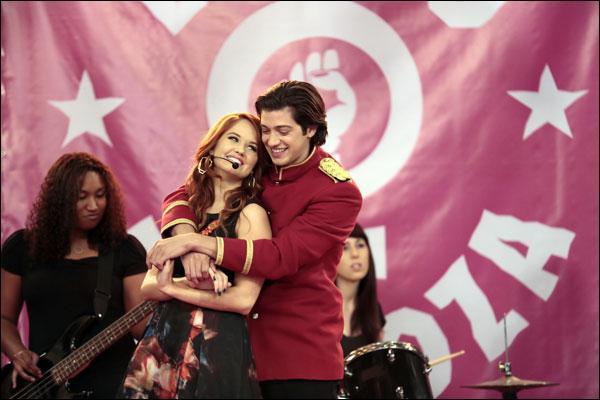 À quel moment Jessie et Tony débutent-ils leur relation amoureuse ?