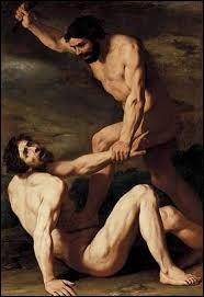 Adam et Eve eurent de nombreux enfants parmi lesquels Abel et Cain. Quel drame leur est-il arrivé ?