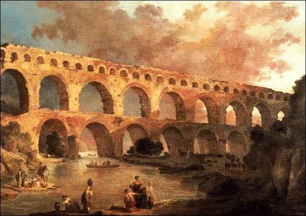 Le pont du Gard situé entre Uzès et Nîmes, un ouvrage monumental de la 1ère moitié du 1er siècle, est construit en pierres. Quel est le poids atteint par les plus lourdes ?