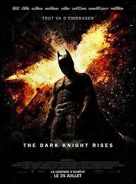 En quelle année le film  The Dark Knight Rises  est-il sorti ?