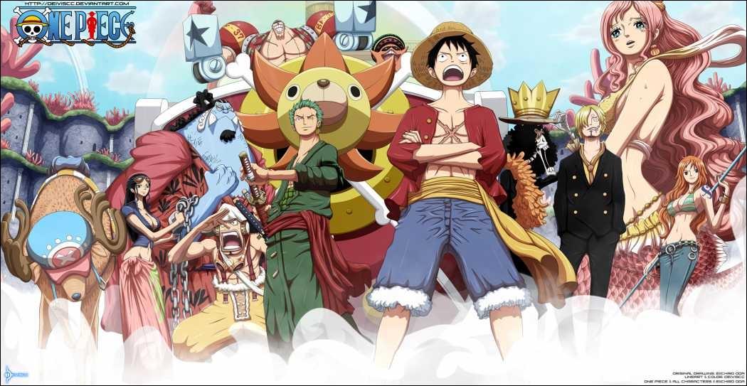 Jinbei a-t-il accepté l'invitation de Luffy à rejoindre son équipage ?