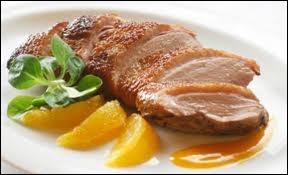Gastronomie : dans la recette du canard à l'orange, il faut un canard, de l'huile, du sel, de la liqueur d'orange, etc ... Faut-il du sucre ?