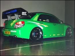 Voitures : quelle est la vitesse maximale d'une Subaru Impreza ?