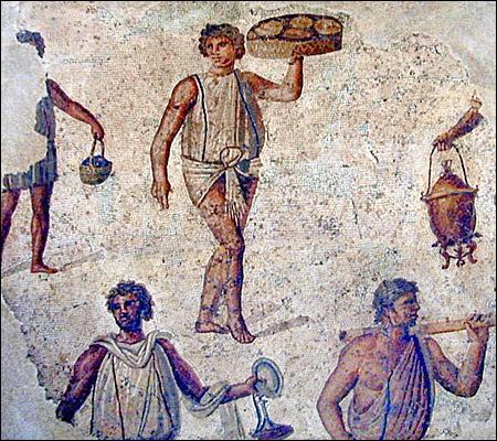 Gastronomie. Apicius nous donne la recette du plat favori de Cicéron : le ragoût au fromage. Qui est Apicius ?