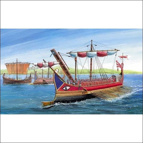 Guerre navale. Quelle est la particularité des vaisseaux de guerre ?
