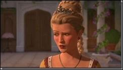 Toujours dans le troisième volet, quelle princesse trahit Fiona ?