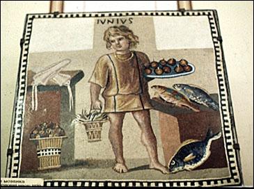 Les Romains étaient déjà des jardiniers exemplaires. Le produit de leur travail terminait les repas. Quelle tradition de conservation des figues s'est perpétuée ?