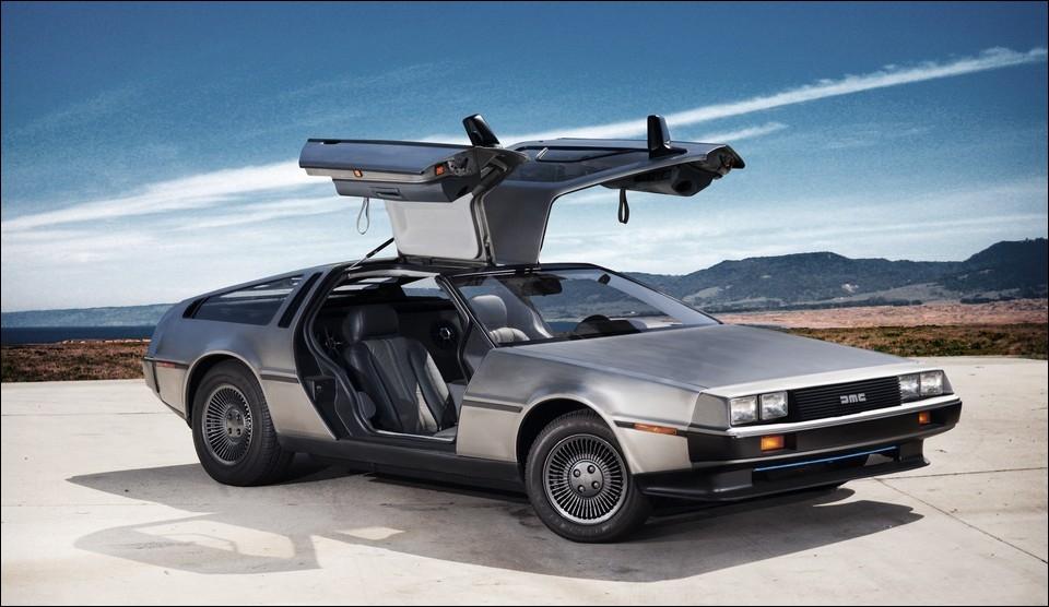 Facile pour commencer : dans quel film peut-on voir cette voiture mythique ?