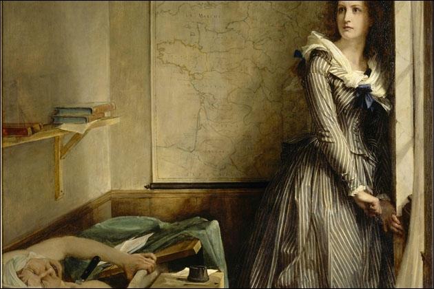 Samedi 13 juillet 1793, Charlotte Corday, proche des Girondins, assassine Marat, « l'ami du Peuple », dans sa baignoire au 30 de la rue des Cordeliers. Qui prononça son oraison funèbre ?