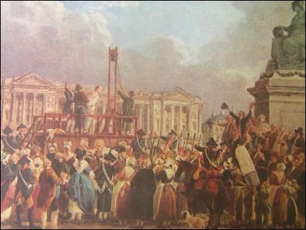 Le 17 septembre 1793 est votée par la Convention la loi des suspects. Elle marque un affaiblissement du respect des libertés individuelles, voire une paranoïa révolutionnaire. En quoi consiste-t-elle ?