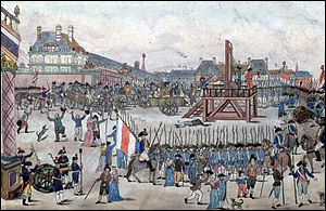 Le 10 juin 1794, c'est le début de la Grande Terreur. Sur rapport de Couthon, la Convention a voté une nouvelle loi accentuant la Grande Terreur. Quel nom porte-t-elle ?