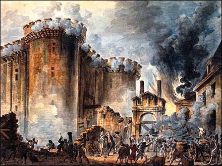 Mardi 14 juillet 1789, à 17h, la garnison de la Bastille rend les armes. Au soir, qui informe le roi Louis XVI de la prise de la Bastille par cette phrase : « Non, sire. C'est une révolution ! » ?