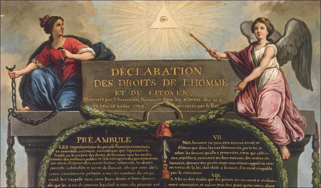 Le 26 août 1789 est votée la Déclaration des droits de l'Homme et du Citoyen, proclamant les droits naturels de l'homme et la souveraineté de la Nation. Mais par qui est proposé l'article 6 ?