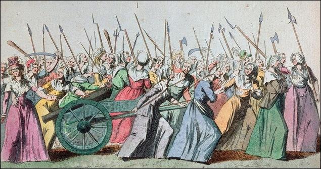Le 5 octobre 1789 a lieu la marche de milliers de femmes sur Versailles pour réclamer du pain au roi. Le lendemain, la foule amènera le roi et sa famille à Paris. Quel surnom gardera La Fayette ?