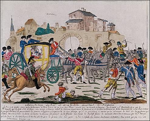 Dans la nuit du 20 au 21 juin 1791, la famille royale s'enfuit. Elle sera arrêtée à Varennes après que le roi ait été reconnu par un maître de poste à Sainte-Menehould. Quel est son nom ?