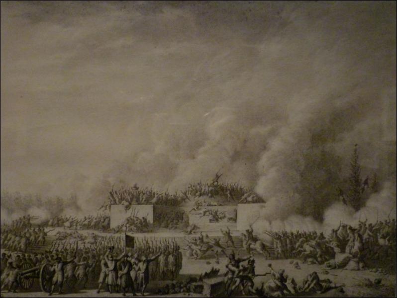 Le 20 avril 1792, un évènement particulier se produit. Quel est-il ?