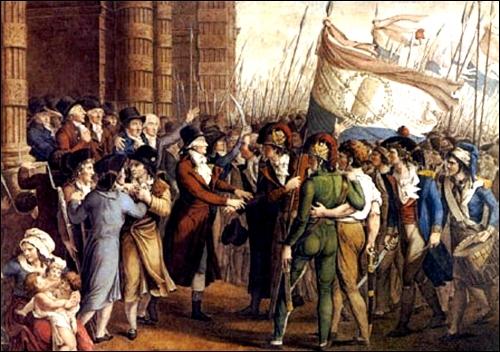 Dans les journées du 31 mai au 2 juin 1793 et sous la pression des sans-culottes et de Marat, les députés girondins sont arrêtés. Qui tenta de les sauver ?