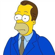 Les personnages des Simpson