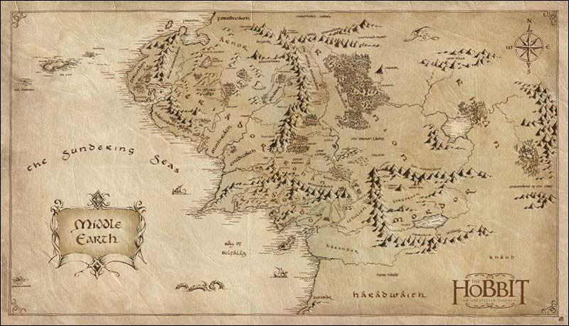 Dans quelle montagne demeure le roi Dain ?