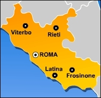 Les guerres défensives contre les voisins immédiats de Rome se terminèrent par la suprématie de Rome sur :