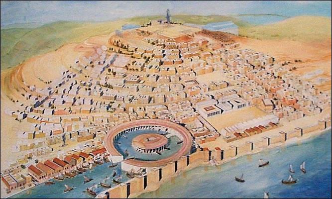 Comment se nomment les guerres qui opposèrent les Romains au peuple cité ci-dessus ?