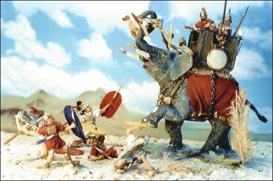 Lorsque le général Hannibal traversa les Alpes, en 218, où emporta-t-il la victoire sur les Romains ?