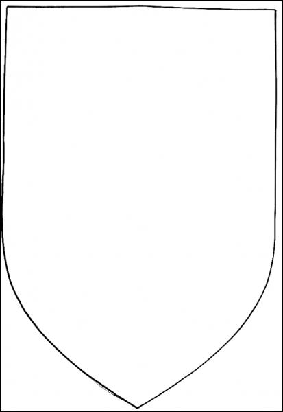 Combien de couleurs les blasons des chevaliers pouvaient-ils avoir ?