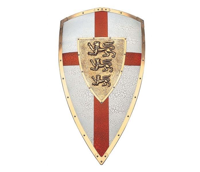 Les chevaliers de la Table Ronde et l'équipement chevaleresque