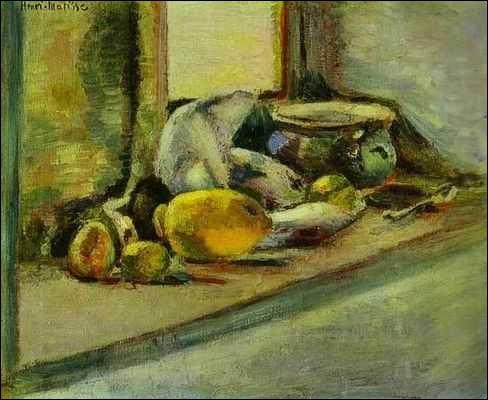 Pot et citron, c. 1897
