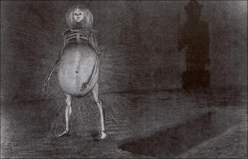 L'Oeuf, 1901