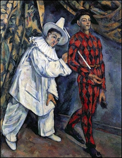 Pierrot et Arlequin, 1888
