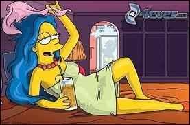 Lors d'une soirée, un magicien fait apparaître un cocktail pour Marge. Comment s'appelle ce cocktail ?